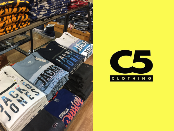Get the look at C5 Clothing