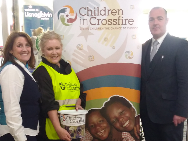 Children in Crossfire Fundraising