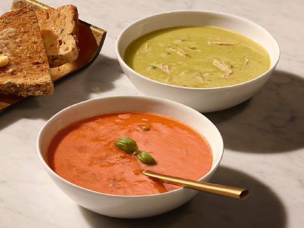 Warm up with the new Soup range from Costa
