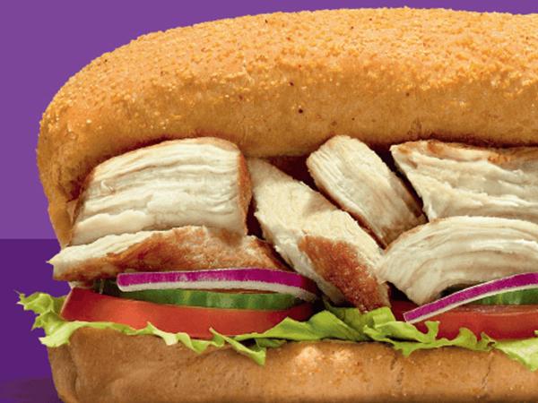 New Rotisserie Chicken at Subway