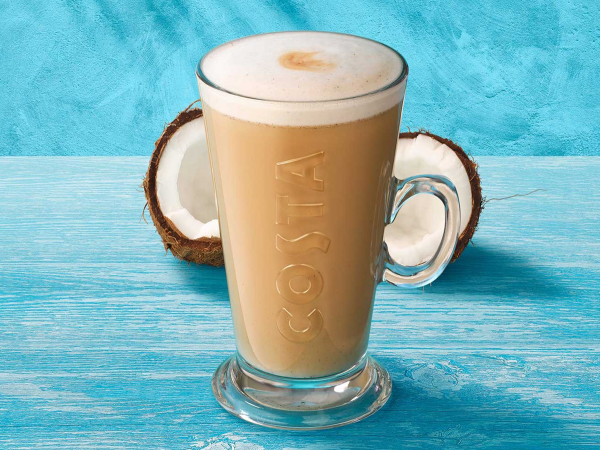 Coconut Milk lands at Costa