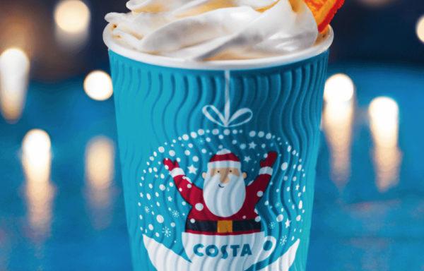Christmas at Costa