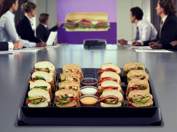 Subway Platters