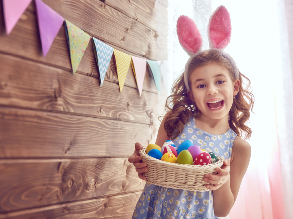 Easter Fun at Lisnagelvin