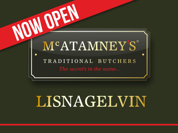 McAtamney's Butchers – Now Open!